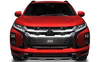 Mitsubishi ASX ASX 200 MPI Challenge (2020)