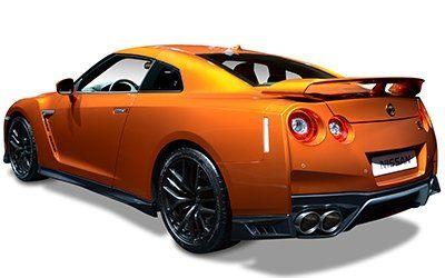 Nissan GT-R GT-R 3.8G V6 419 kW (570 CV) E6D 2019 (2019)