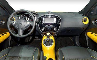 Nissan JUKE JUKE G E6D-Temp 83 kW (112 CV) 5M/T VISIA (2018)