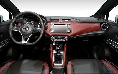 Nissan Micra Micra IG-T 74 kW (100 CV) E6D Visia+
