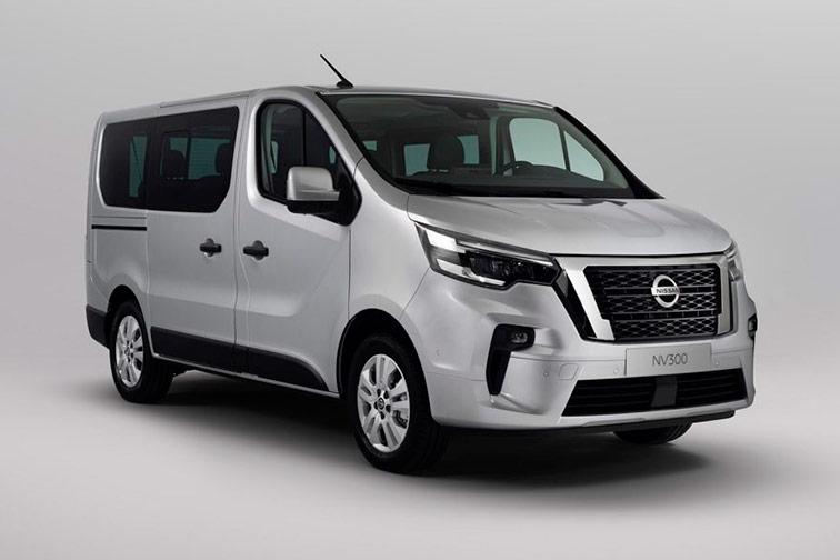 Imagen del Nissan NV300