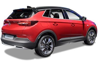 Opel Grandland X Grandland X 1.2 Turbo Ultimate (2021)