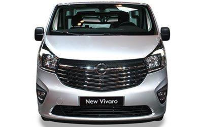 Opel Vivaro Vivaro 1.6 CDTI S/S 88kW L1 2.7t Combi Plus-9 (2019)