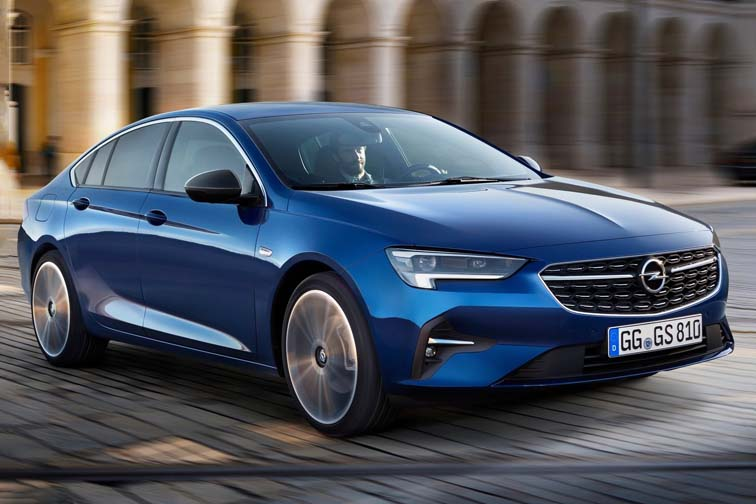 Imagen del Opel Insignia