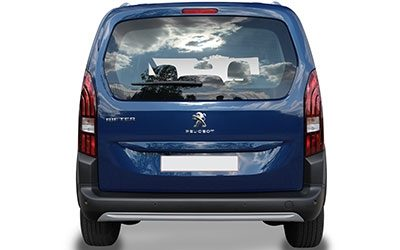 Peugeot Rifter Rifter 5 puertas Active Standard PureTech 81kW