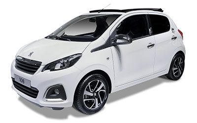 Peugeot 108 108 Active VTi 52kW (72CV)