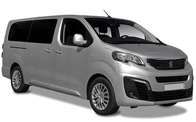 Peugeot e-Traveller e-Traveller Business Elect 100kW Bat 50 kWh Standard (2021)
