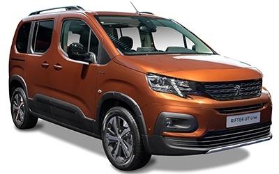 Peugeot Rifter Rifter Access Standard BlueHDi 73kW (2020)