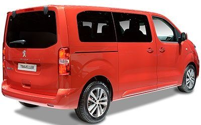 Peugeot Traveller Traveller 5 puertas Active 1.5 BlueHDi 88KW (120CV) Compact (2020)