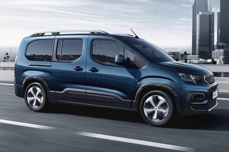 Imagen del Peugeot Rifter Long
