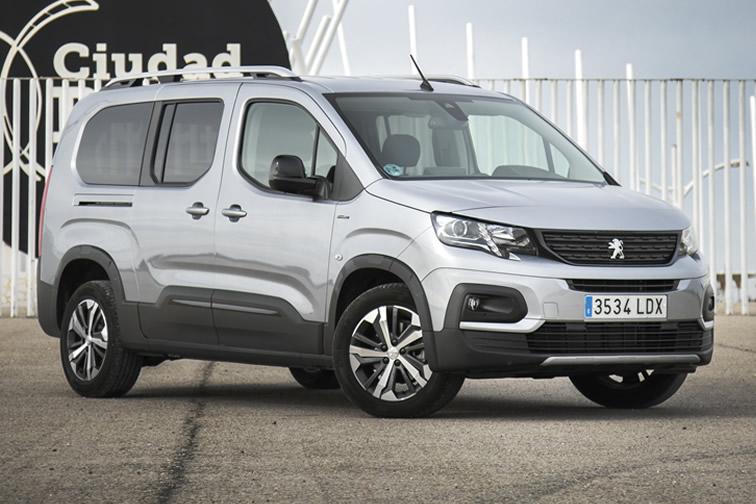 Imagen del Peugeot Rifter Standard