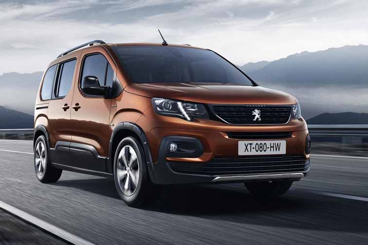 Imagen del Peugeot Rifter