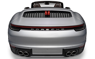 Porsche 911 911 Cabrio Carrera S let