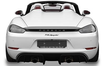 Porsche 718 718 Spyder Boxster  (2022)