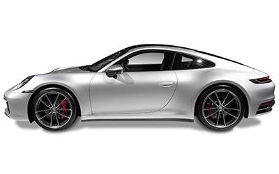 Porsche 911 911 Turbo  (2021)