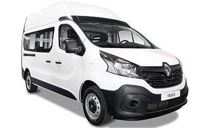 Renault Trafic Trafic SL LIMITED Energy dCi 88 kW (120 CV) -SS (2019)