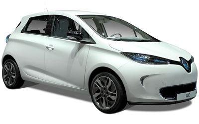 Renault ZOE ZOE Life 80 kW R110 Bateria 40kWh Flexi (2019)