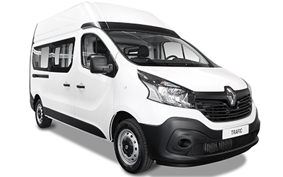Renault Trafic Trafic SL LIMITED Energy dCi 88 kW (120 CV) -SS