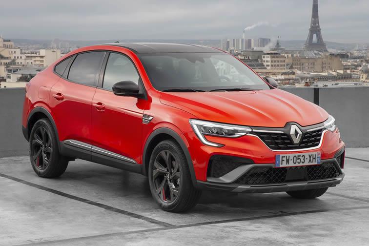 Imagen del Renault Arkana