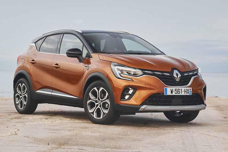 Imagen del Renault Captur