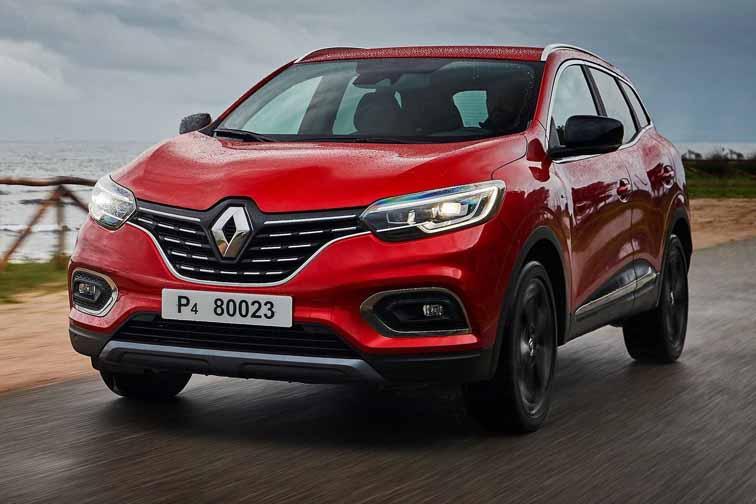 Imagen del Renault Kadjar