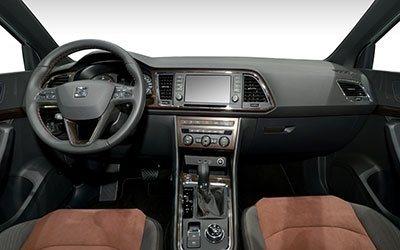 SEAT Ateca Ateca FR 1.5 TSI 110kW (150CV) St&Sp  (2020)