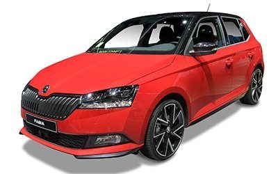 Skoda Fabia Fabia Hatchback 1.0 TSI 70KW (95cv) Ambition Plus (2021)