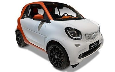 Smart fortwo fortwo EQ Ushuaia Limited Edition negro (2019)