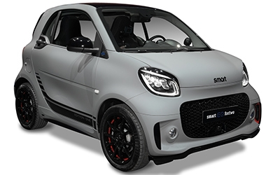 Smart fortwo fortwo 60kW(81CV) EQ coupe (2020)