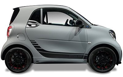 Smart fortwo fortwo 60kW(81CV) EQ coupe (2021)