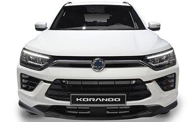 SsangYong Korando Korando G15T 110kW LP Line (2019)