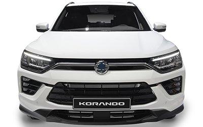 SsangYong Korando Korando G15T Line (2019)