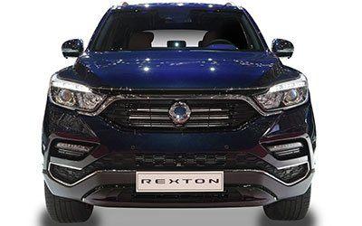 SsangYong Rexton Rexton D22DTR 4x2 Line (2018)
