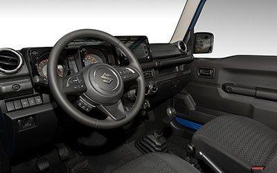 Suzuki Jimny Jimny 1.5 JX 5MT (2019)