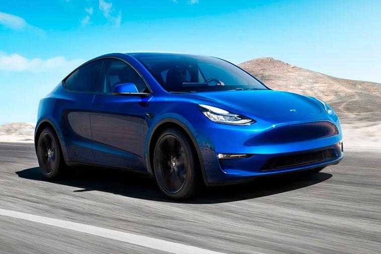 Imagen del Tesla Model Y