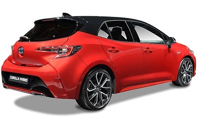 Toyota Corolla Corolla Hatchback 1.8 125H BUSINESS E-CVT (2020)