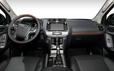 Toyota Land Cruiser Land Cruiser 3 puertas 2.8 D-4D GX (2019)