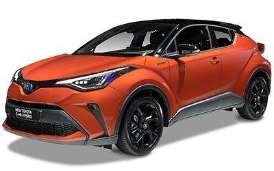 Toyota C-HR C-HR 1.8 125H Active (2021)