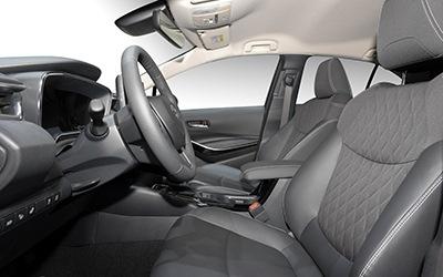 Toyota Corolla Corolla Sedán 1.8 125H BUSINESS PLUS E-CVT SEDAN (2021)