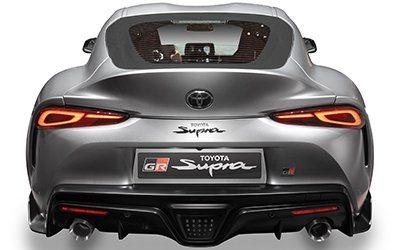 Toyota GR Supra GR Supra 2.0T 190kW(258CV) Pure Auto (2021)