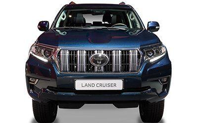Toyota Land Cruiser Land Cruiser 3 puertas 2.8 D-4D GX (2020)