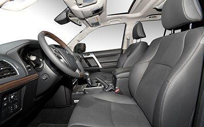 Toyota Land Cruiser Land Cruiser 5 puertas 2.8 D-4D GX (2019)
