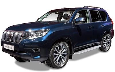 Toyota Land Cruiser Land Cruiser 5 puertas 2.8 D-4D GX (2021)
