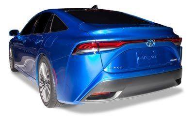 Toyota Mirai Mirai 180FCV VISION Automático (2021)