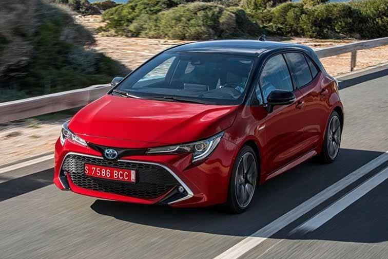 Imagen del Toyota Corolla Hatchback