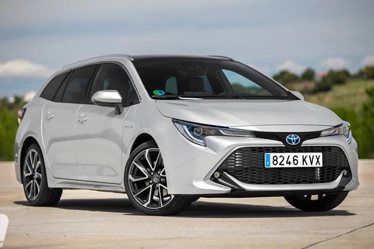 Imagen del Toyota Corolla Touring Sports