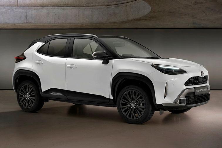 Imagen del Toyota Yaris Cross