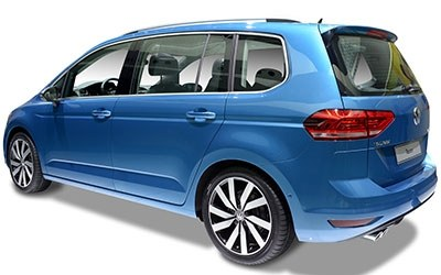 Volkswagen Touran Touran Advance 1.5 TSI 110kW (150CV) (2020)