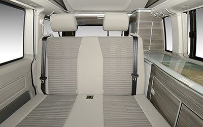 Volkswagen California California Beach 2.0 TDI 75kW (102CV) BMT