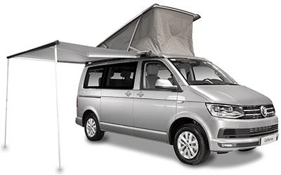 Volkswagen California California Beach Camper TDI 110KW (150CV) BMT DSG (2020)